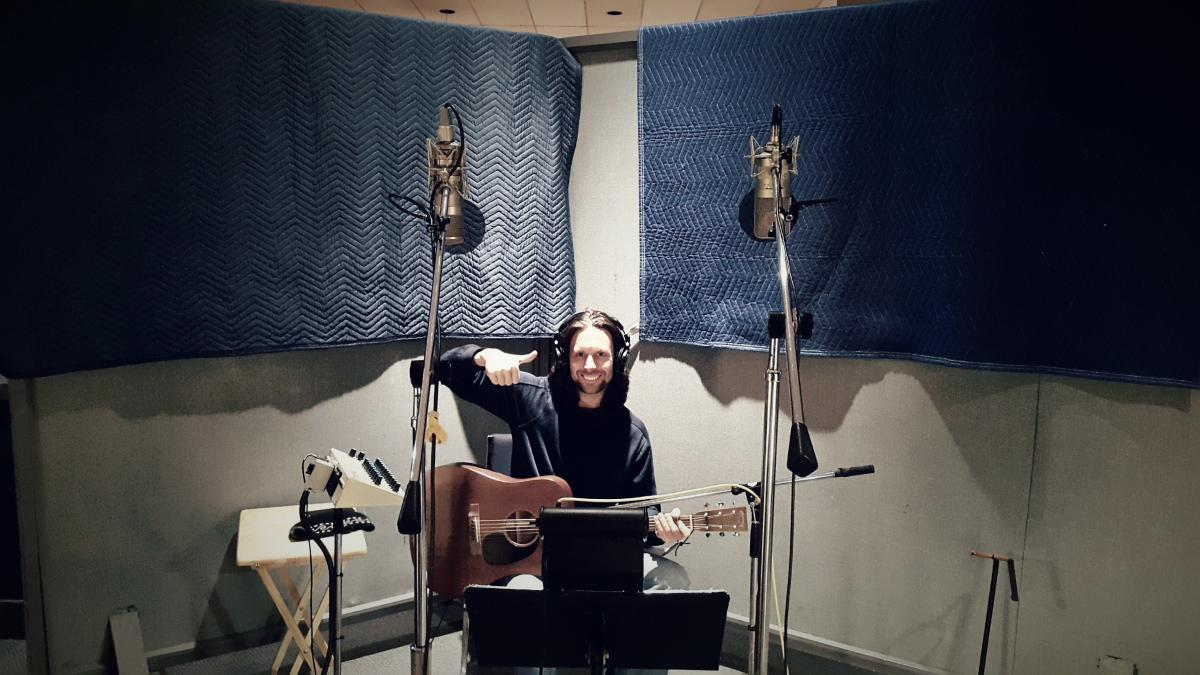 Adam Riley - Voice repair client & up and coming singer/songwriter from New Zealand