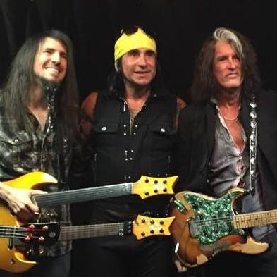 Davey Dee, Joe Perry and Bumblefoot