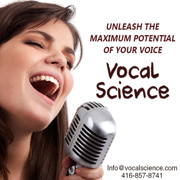 Article: Vocal Science: Does Your Speaking or Singing Voice Have a WOW Factor?