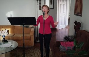 """""""I used to sing about 20 years ago prior to being diagnosed with spasmodic dysphonia."""""""