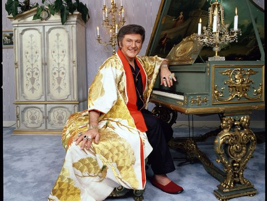 Vocal Rehab - Liberace Piano