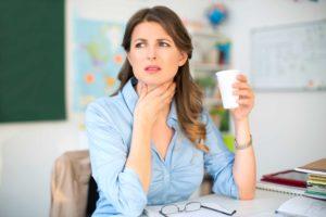 Acid Reflux Causing Sore Throat