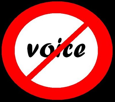 What to do about a Lost Voice