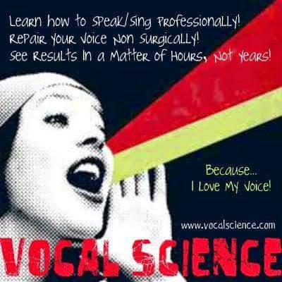 Vocal Science Treatment