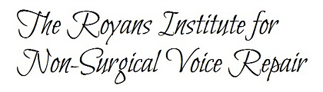 The Royans Institute for Non-Surgical Voice Repair