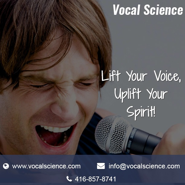 "Article: Vocal Science: Fix your Voice and Experience ""Shocking"" (So To Speak) Side Effects!"