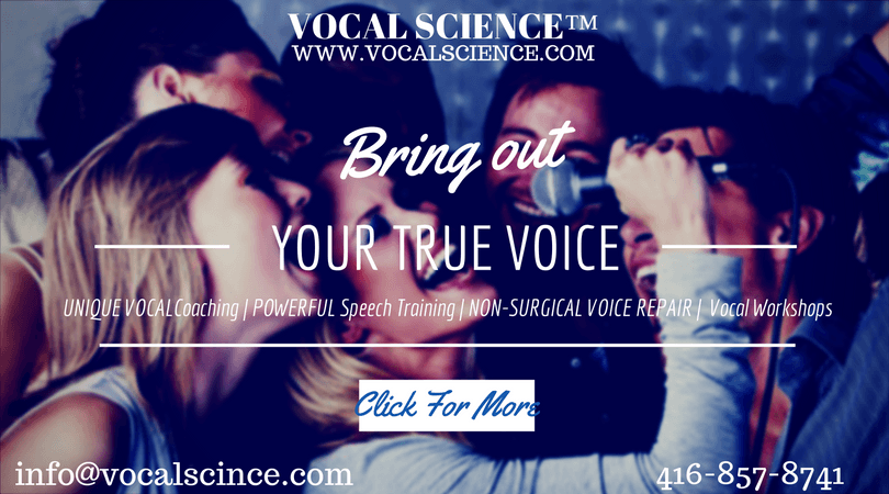 August 13th Healthy Voice/Vocal Workshop Summit – 1 Spot In Reserve!