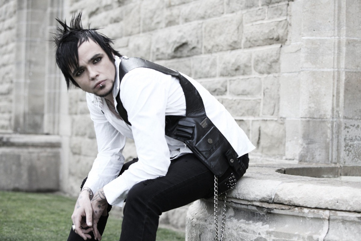 Lukas Rossi – Former Singing Student, Now Double Platinum Recording Artist & Producer!