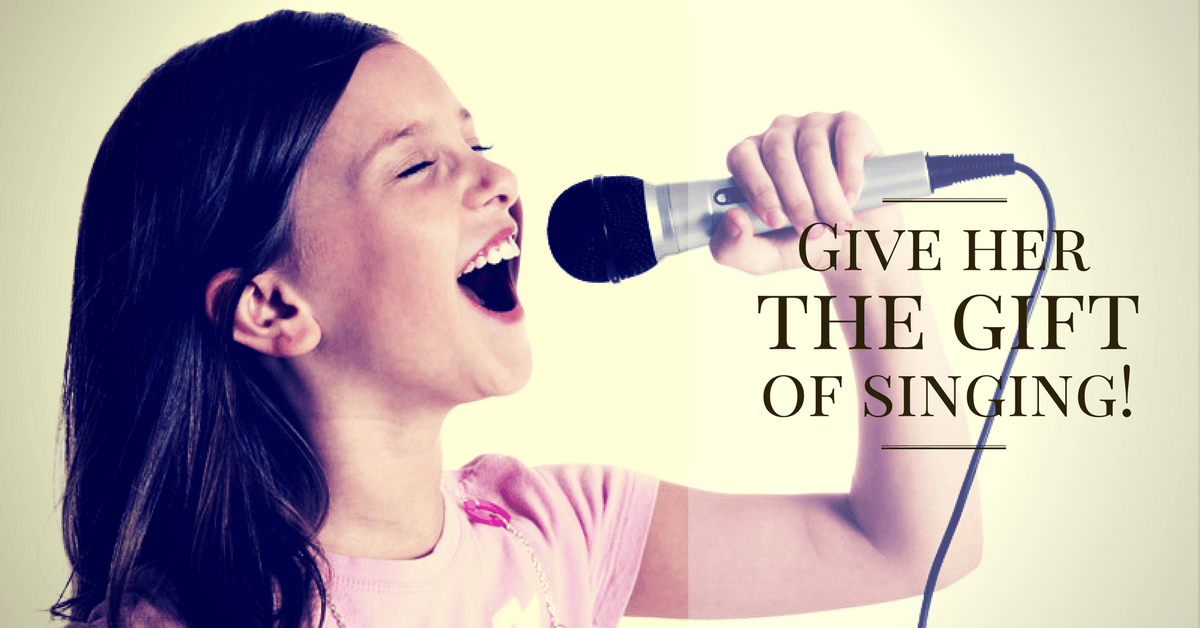 Attention Parents! Give your child a gift of a desired voice, confidence and self-esteem