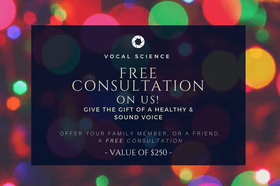 Free Consultation - On Us!