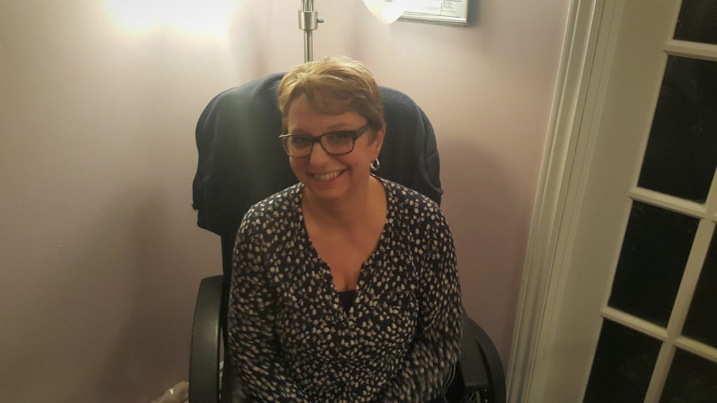 Mary Ellen Stoll – Former Speech and Singing Voice Repair Client