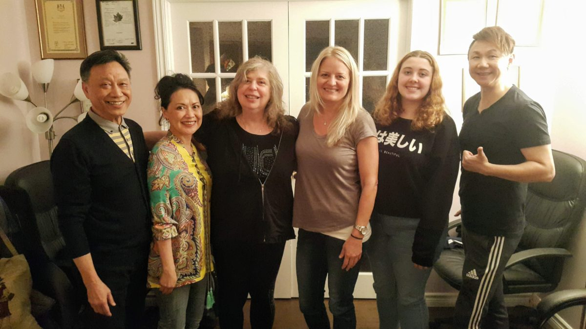 Vocal Science Workshop Participants - Sept 30th 2018
