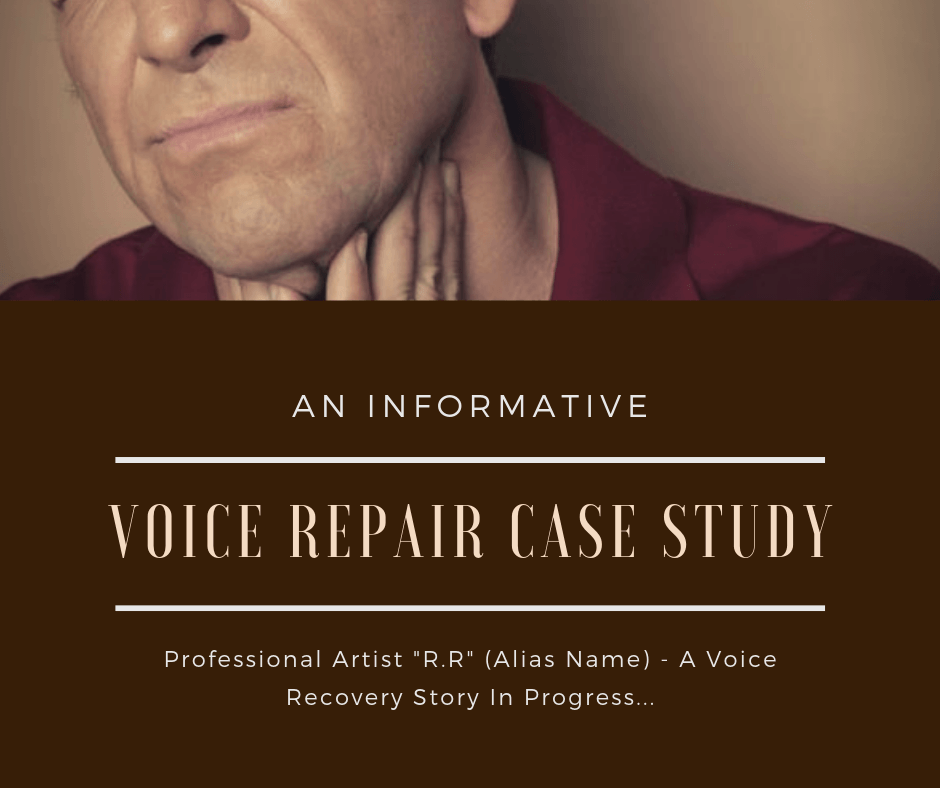 A Voice Recovery Story In Progress…