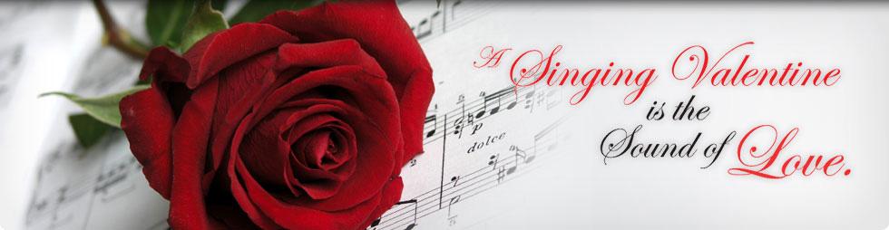 Singing Valentine - Voice Repair Banner