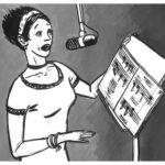 Article - Latest News -Vocal Dyslexia.- Cartoon