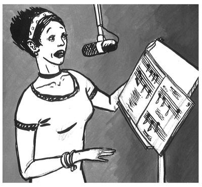 Publication: Vocal Dyslexia