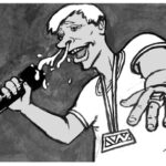 Article - Latest News - Vocal Congestion Cartoon